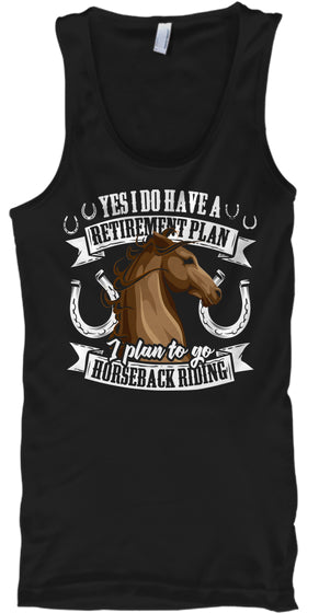 Funny Horse Riding Shirts
