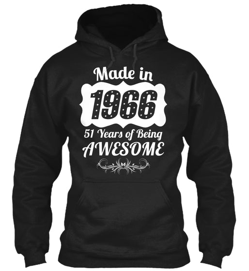 Made In 1966 51st Birthday 51 Years Old