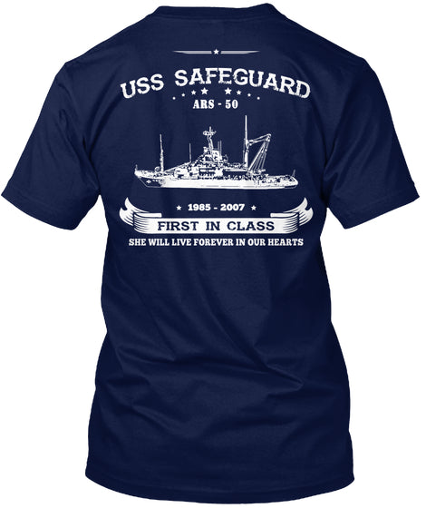 USS SAFEGUARD MEMORIES