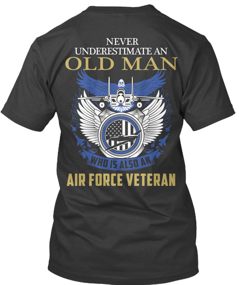 Limited Tee For Air Force Veteran
