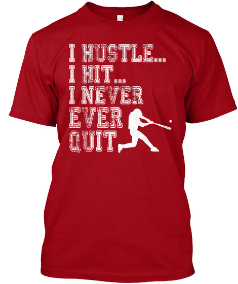Baseball Hustle