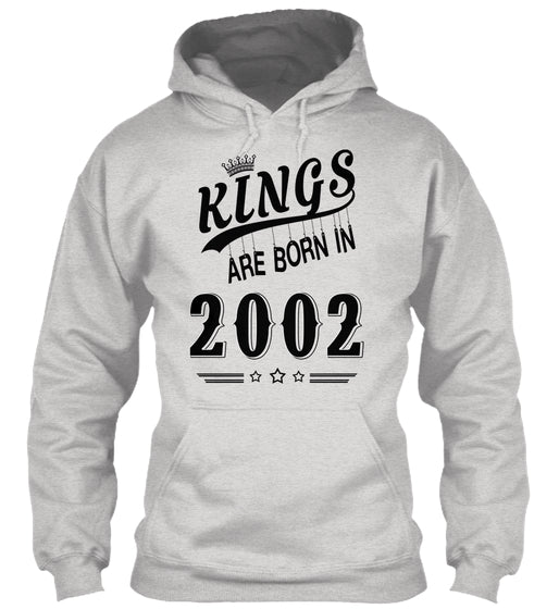 Kings are born in 2002