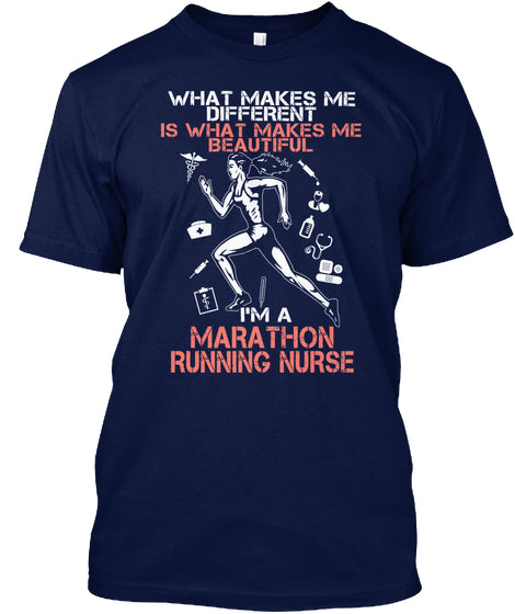 Limited Edition - Marathon Running Nurse