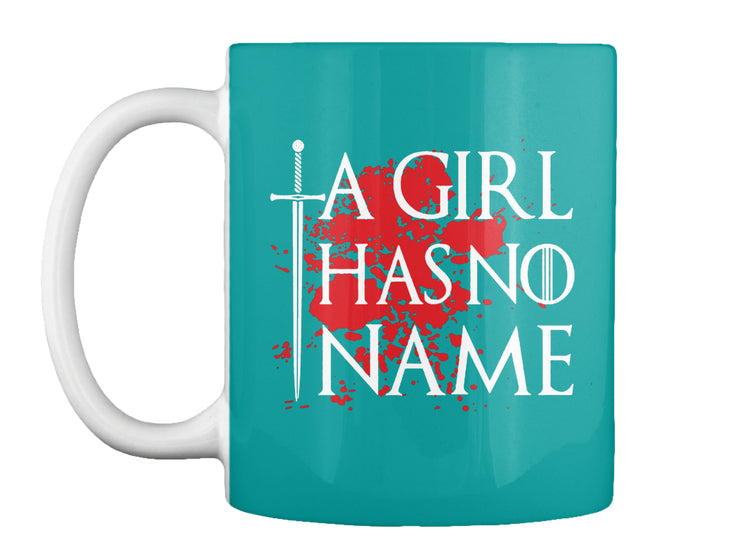 Game Of Thron - A Girl Has No Name Red