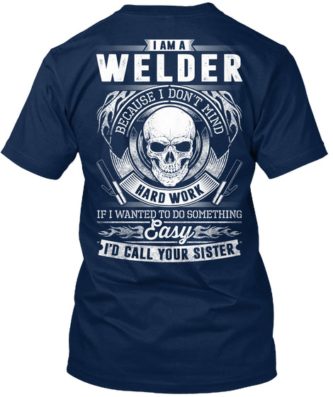 Welder - Limited Edition