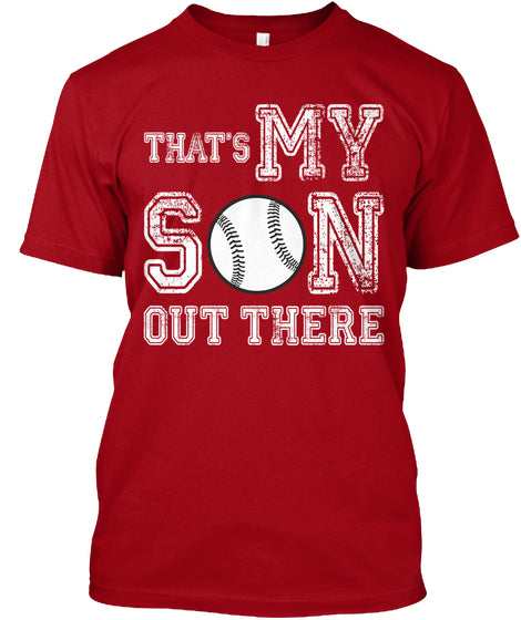 Baseball - My Son