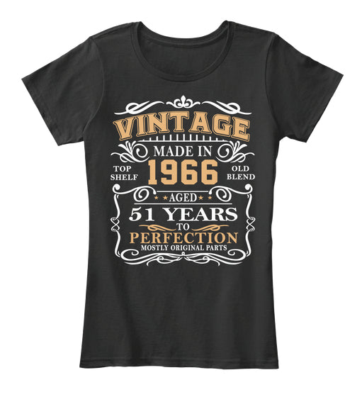 Vintage 1966 aged to perfection-shirt