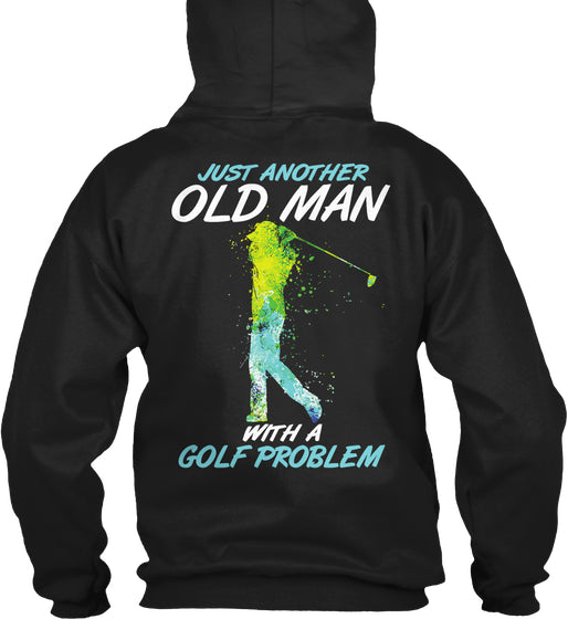 Limited - Another Golf Old Man