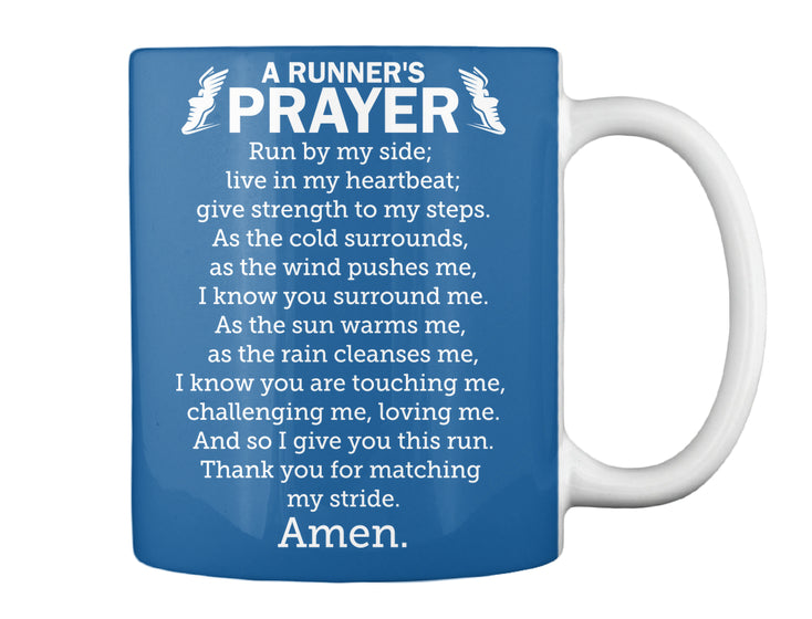 A Runner's Prayer