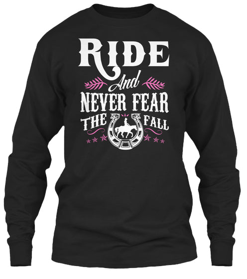 Horse Rider - Never Fear Fall