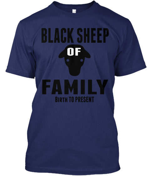 Black Sheep Of Family
