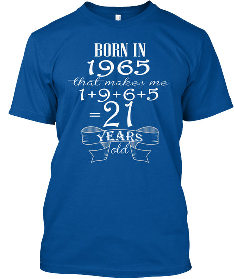 Limited Edition Special Shirts 1965