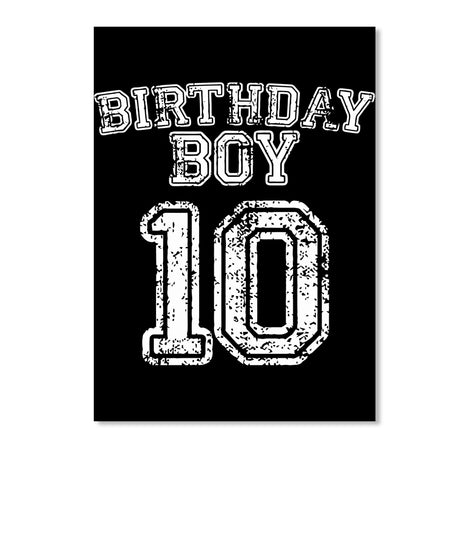 10th Birthday Sports