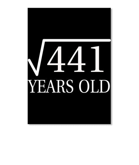21 Years Old - The Birth Gifts Sticker