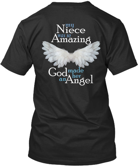 Niece Amazing Angel Shirts and Hoodies