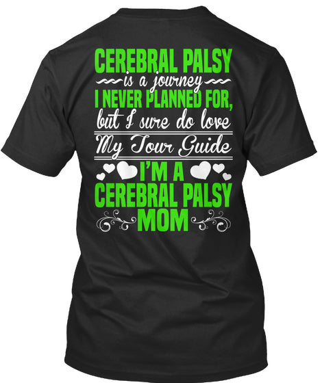 Limited Edition CEREBRAL PALSY MOM