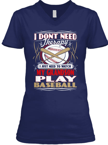 I Don't Need Therapy: Baseball