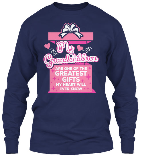 Grandma Shirt - Greatest Gifts