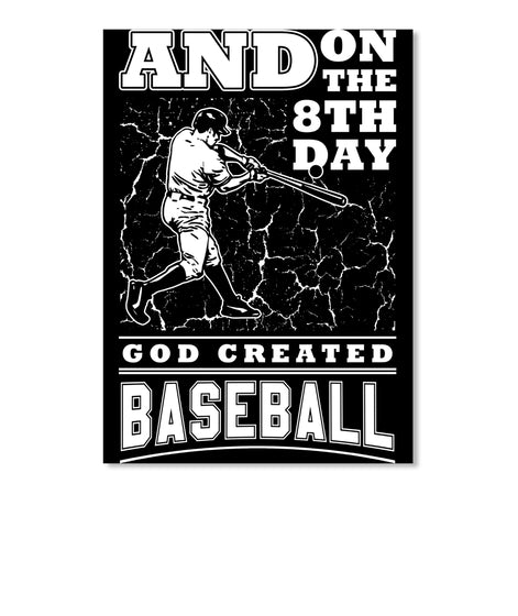 God Created Baseball