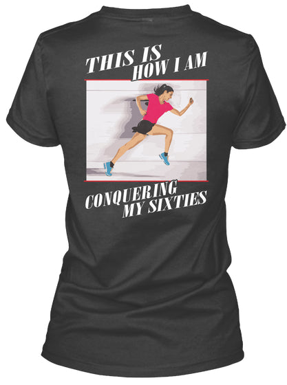 Conquer Running Sixties Woman UK