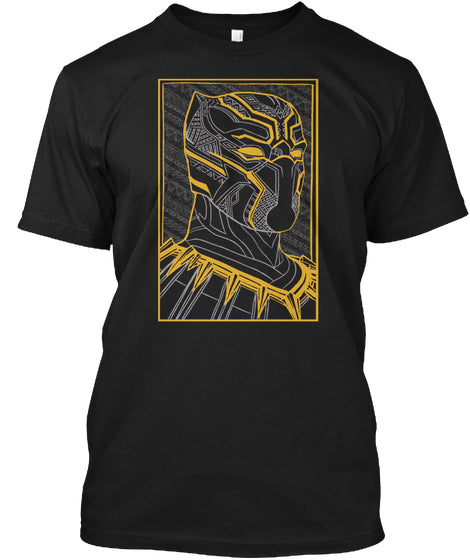 The King Of Wakanda    Panther T Sh