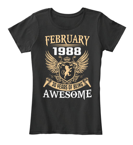 February 1988 30 Years Of Being Awesome