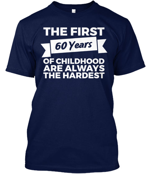 FIRST SIXTY YEARS OF CHILDHOOD