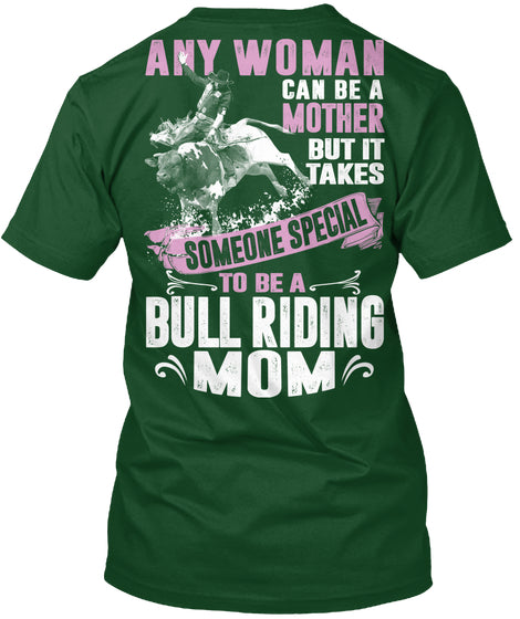 BULL RIDING MOM - SPECIAL EDITION