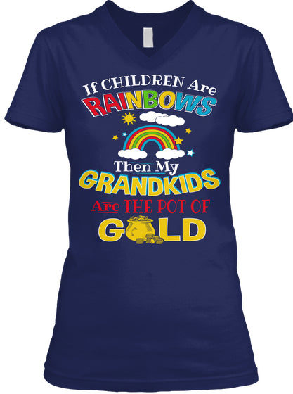 Grandkids Are The Pot Of Gold