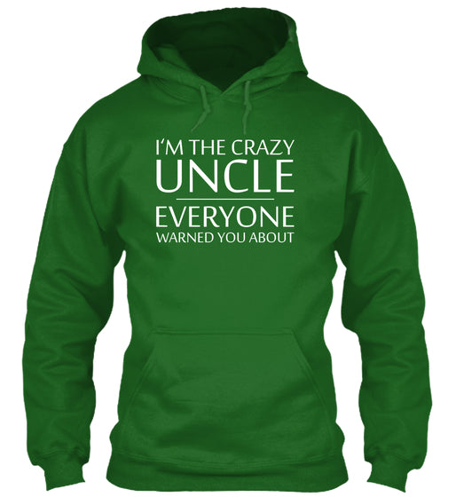 CRAZY UNCLE - LIMITED EDITION