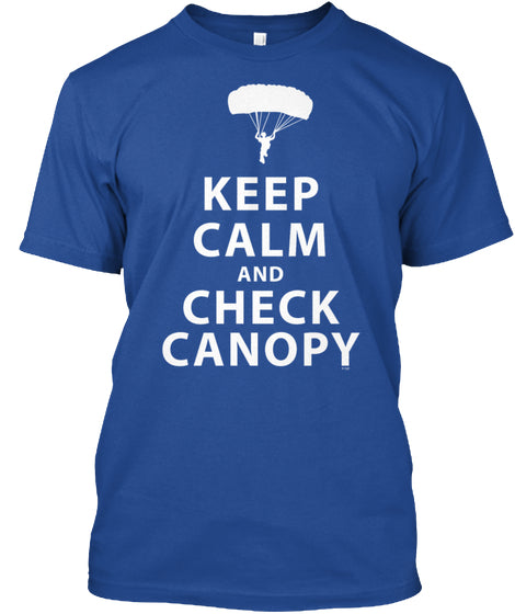 BEST SELLING - KEEP CALM AND CHECK CANOP