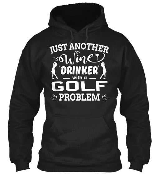 Wine Drinker - GOLF