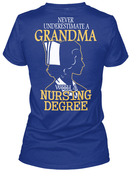 Limited Edition - Nursing Grandma