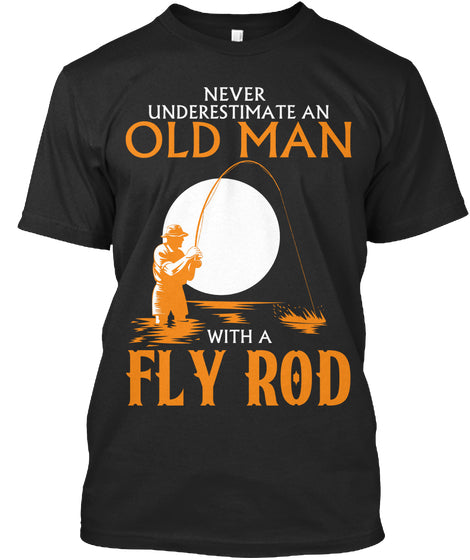 NEW Fly Fishing T-Shirt