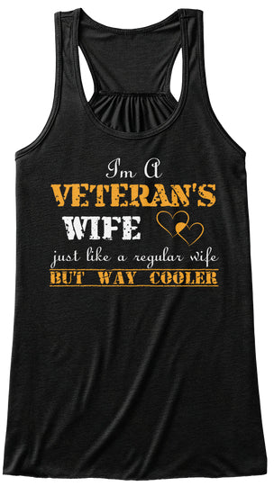 Veteran's Wife.. Way Cooler