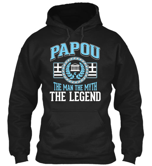 Greek - Papou the Legend