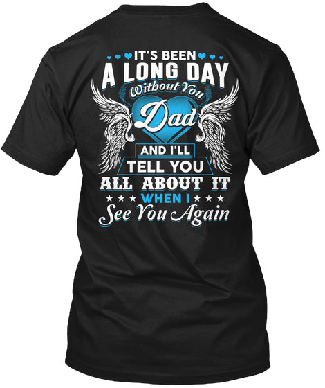Long Day Dad Limited Edition