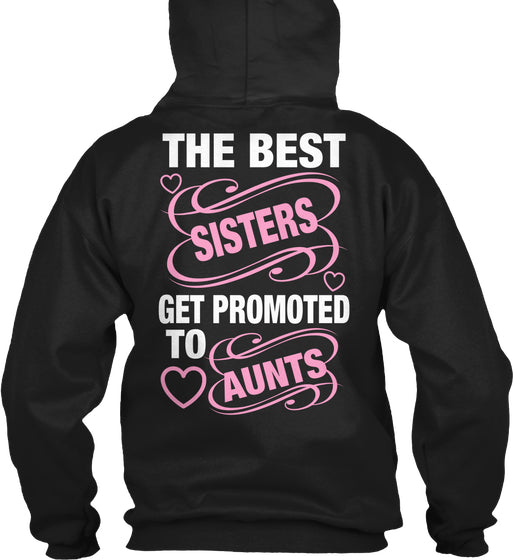 The Best Sisters Get Promoted to Aunts