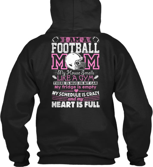 I AM A FOOTBALL MOM