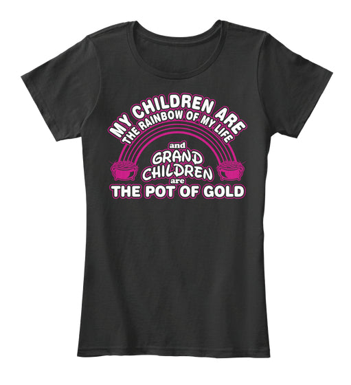 Grandchildren Are The Pot Of Gold