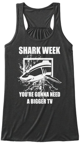 Shark week 2018 30th Anniversary
