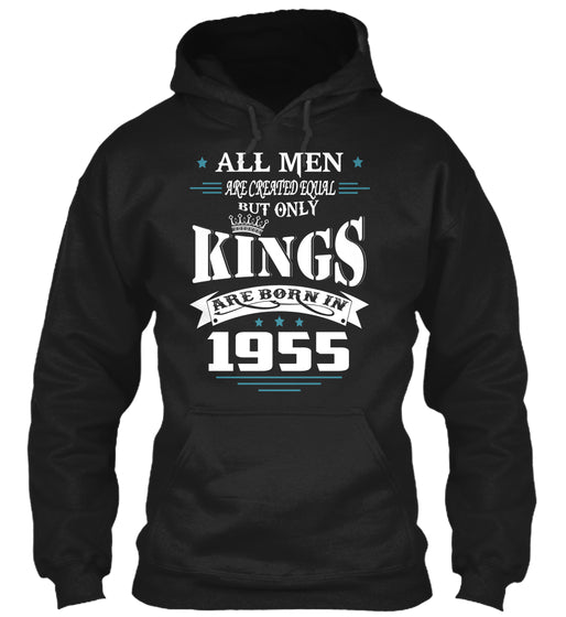 Kings are born in 1955