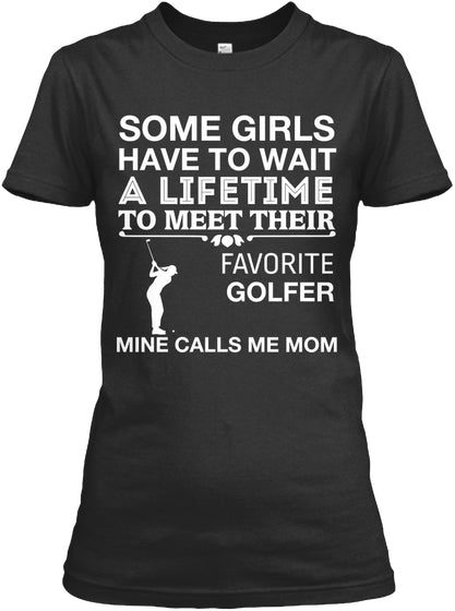 LIMITED EDITION - GOLFER
