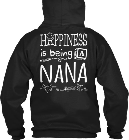 Happiness is Being a NANA