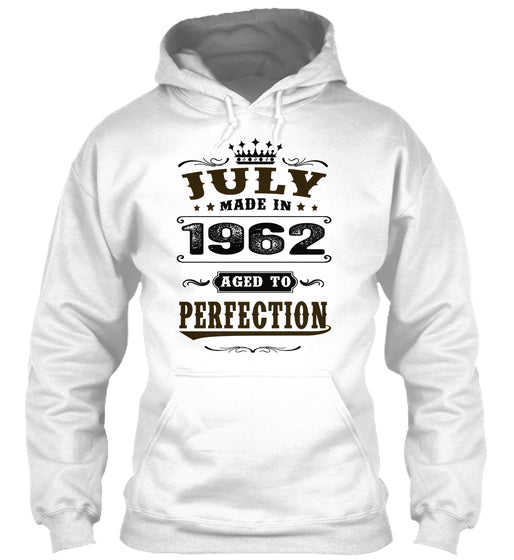 1962 July Aged to Perfection