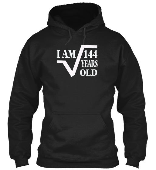 Square Root of 144 Shirt - 12 years old birthday T-Shirt