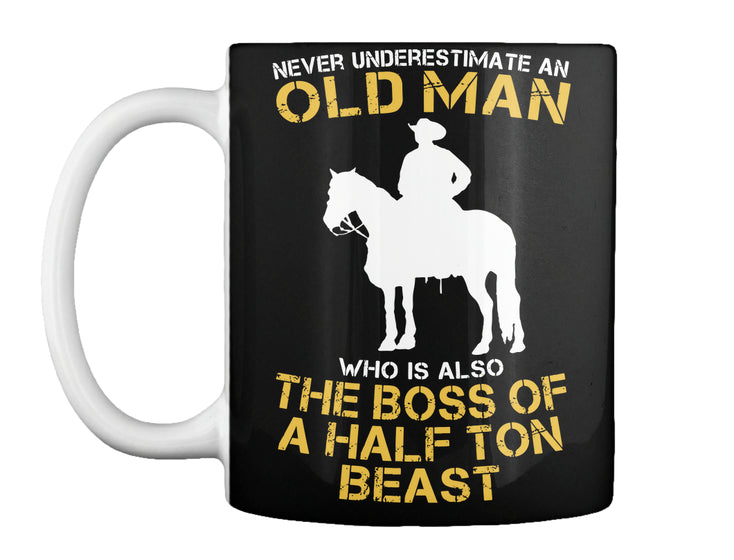 Limited Edition - Old Man Beast Boss