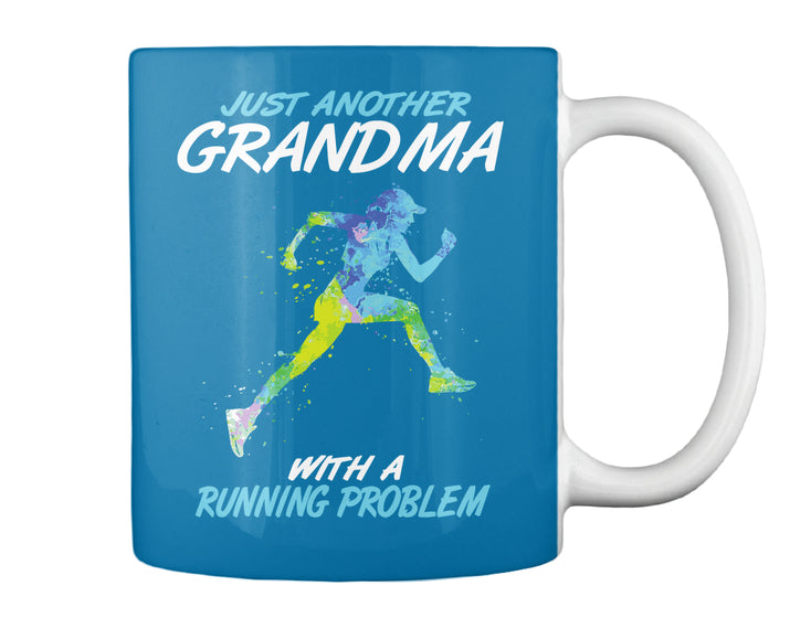 Another Running Grandma Shirt