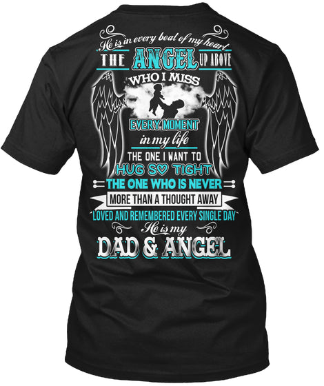He Is My Dad And Angel