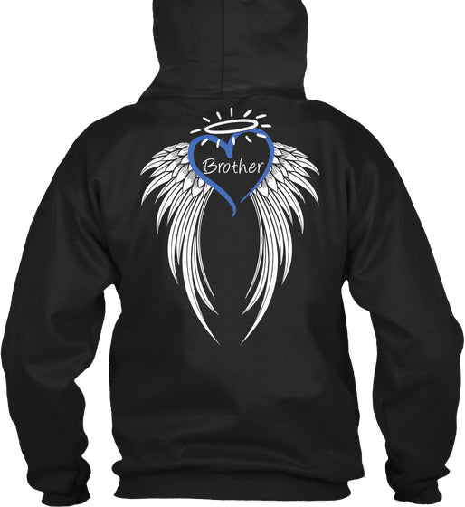 Honoring Brother Guardian Angel Tee
